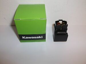 Details About Oem Kawasaki Fuel Pump Injection Relay Assembly Brute Force 750i Teryx 750 800