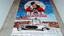 LES 101 DALMATIENS  ! affiche cinema  animation bd  disney cars