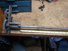 Atlas Craftsman 6 Lathe 618 101 Lead Screw Banjo Gear Bracket