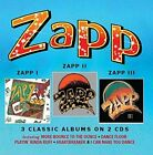 Zapp I/Zapp II/Zapp III * by Zapp (CD, Sep-2016, 2 Discs, Cherry Red)