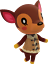 ANY-Animal-Crossing-Villager-Amiibo-NFC-Cards-w-Plastic-Sleeve-Free-Shipping thumbnail 18