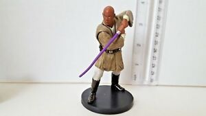 Disney-store-Authentic-Mace-Windu-Figurine-Cake-Topper-Star-Wars-Jedi