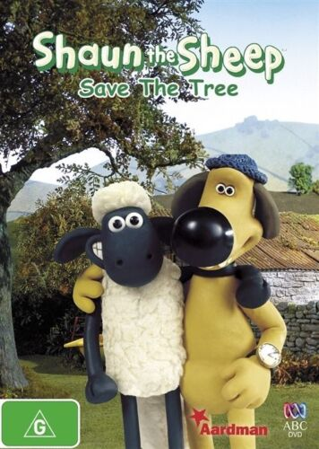 1 of 1 - Shaun The Sheep - Save The Tree (DVD, 2008) Brand New & Sealed Region 4