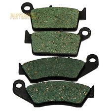 F+R Carbon Brake Pads - HondaCR125 R CRF 230 XR 250 XR 400 XR 600 XR 650