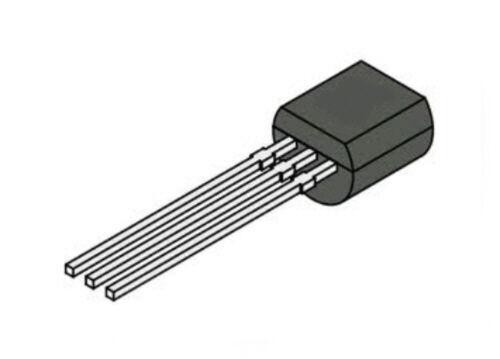 Quantity 1 Precision CentigradeTemperature Sensor LM35DZ TO-92