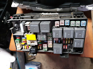 2007 dodge nitro TIPM integrated under hood fuse box p/n ...