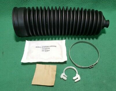 Rack and Pinion Bellow Kit Front TRW JBE231