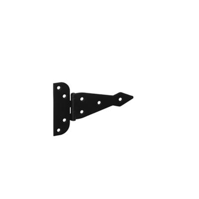 Aggressiv Kreuzgehänge 75mm Schwarz T Band Kistenkreuzband Scharniere Möbel Retro Truhe Beschläge