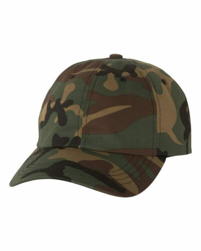 Yupoong Unstructured Classic Cap 6245CM Dad/'S Cap Baseball Hat