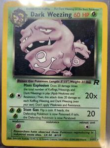 Dark-Weezing-14-82-Holo-WITH-Swirl-Team-Rocket-Set-Pokemon-Card-PSA