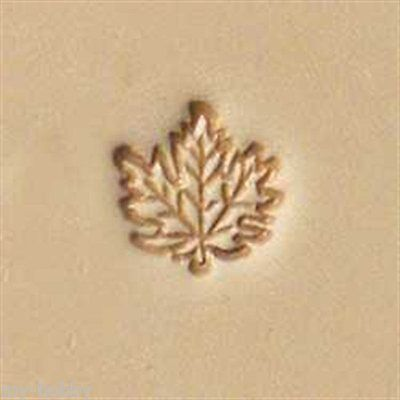 """F901 Craftool Tandy Leather 9//16/"""" x 15//32/"""" Figure Carving Leathercraft Stamp"""