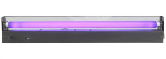 QTX 160.414 600mm 20W Black Light Tube Set With Starter and UV Tube - New