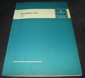 Werkstatthandbuch-Motor-Mercedes-S-Klasse-W-126-123-R-107-SL-Einfuehrung-1983