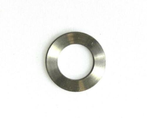 """1 /"""" Reducing Ring 25,4 x 16 x 1,0-3 Milled,Suitable H7 4mm Reduction Rings"""