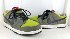 online store 43ee0 08798 Image is loading NIKE-DUNK-LOW-034-MUPPET-PACK-KERMIT-034-