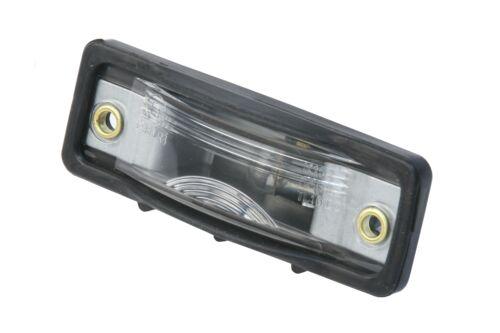 iluminación de la matrícula apa adecuado Porsche 914 63160100 Matrícula iluminación