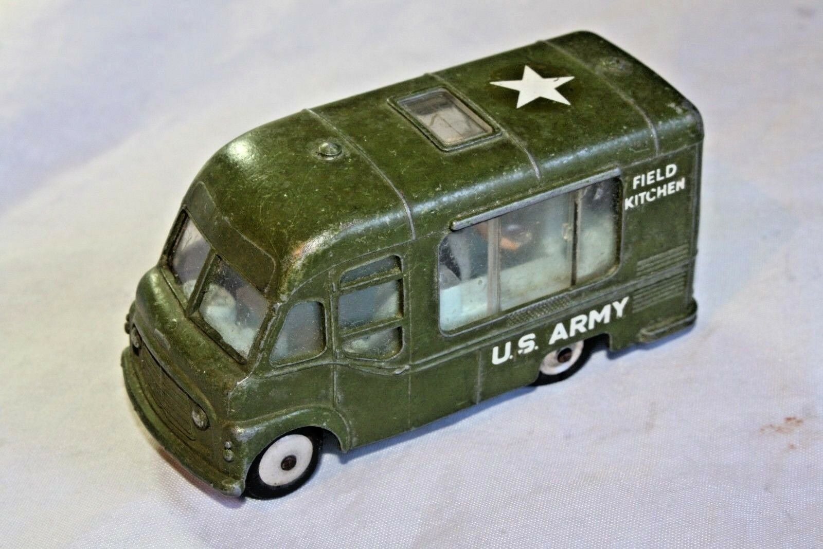 Corgi Smith's Karrier US Army Field Kitchen, Good Condition
