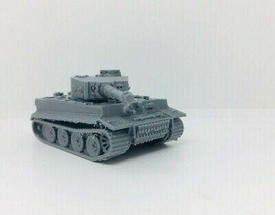 WW2 1/72 Scale German Tiger Tank I - High Quality 3D Printed Tank   eBay