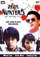 Devil Hunters aka Red Force 3 ( HK Actionfilm ) Moon Lee, Sibelle Hu, Francis Ng