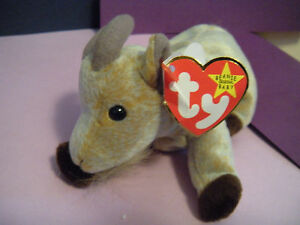 e35ee54ef38 Image is loading Ty-Beanie-Baby-Goatee-The-Goat