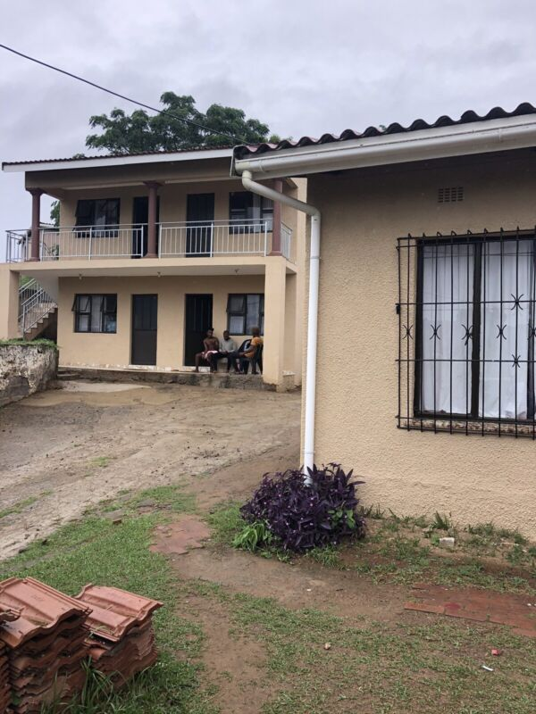 Student accommodation in Umlazi D section