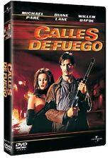 PELICULA DVD CALLES DE FUEGO