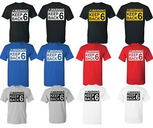 6 Feet Away Shirt I M Social Distancing T-Shirt Quarantine Shirt S-4XL