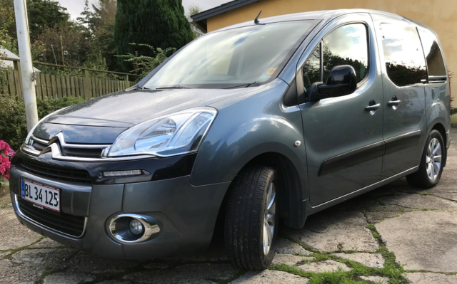 Citroën Berlingo, 1,6 VTi 95 Seduction, Benzin, 2013, km…