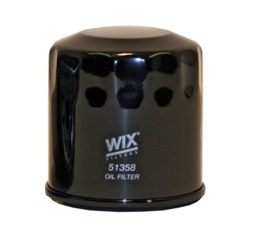 WIX Filters Pack of 2 51358 Spin-On Lube Filter