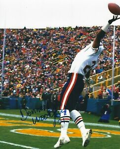 Autographed DONNELL WOOLFORD Chicago Bears 8x10 Photo w/COA