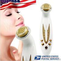 【us】 Fractional Rf Skin Rejuvenation Face Lift Spa Anti-wrinkle Beauty Machine +