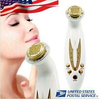 【us】 Fractional Rf Skin Rejuvenation Face Lift Spa Anti-wrinkle Beauty Machine +