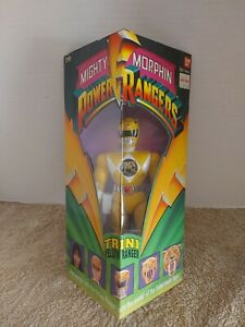 MMPR Mighty Morphin Power Rangers Trini Yellow Ranger In Triangle Box
