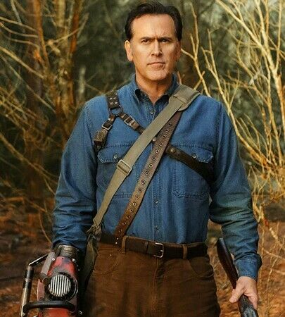 Other Movie Memorabilia ASH WILLIAMS HOLSTER Harness Evil