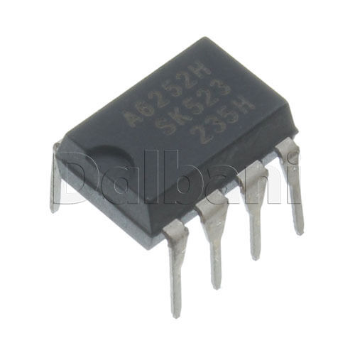 Semiconductors & Actives STRA6252H Original New Sanken 8Pin ...