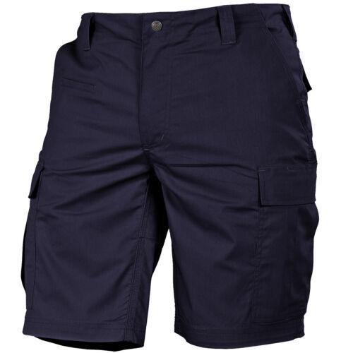 Pentagon BDU 2.0 Shorts Tactical Mens Marines Combat Summer Cargo Wear Navy Blue