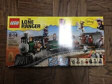 New LEGO The Lone Ranger Constitution Train Chase 79111-NISB-Discontinued