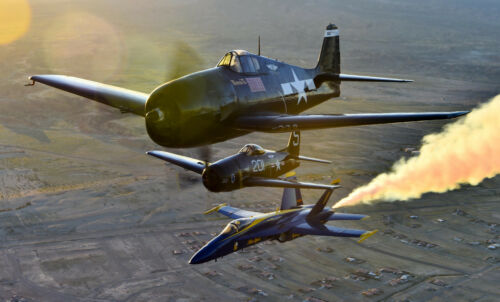 2 BLUE ANGELS SEAL CREST BUMPER STICKER DECAL US NAVY MARINES PILOT CREW AIRSHOW
