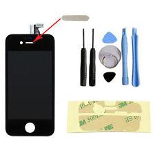 DISPLAY FÜR iPHONE 4S RETINA LCD TOUCHSCREEN GLAS FRONT TOUCH SCHWARZ BLACK