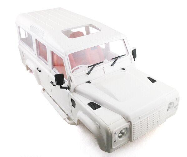 Escala de plástico duro C26974 realista Cuerpo Kit Para 1 10 tamaño D110 Crawler Off-Road