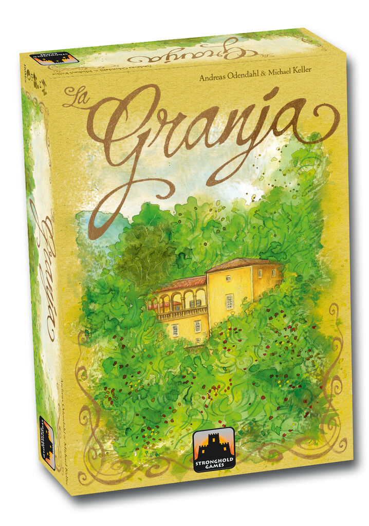La Granja Board Game (New)