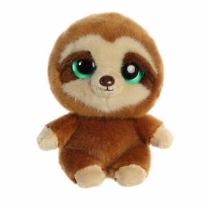 Aurora-World-Plush-YooHoo-Friends-SLO-the-Sloth-5-inch-New-Stuffed-Toy