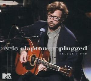 ERIC-CLAPTON-UNPLUGGED-EXPANDED-amp-REMASTER-USED-VERY-GOOD-DVD