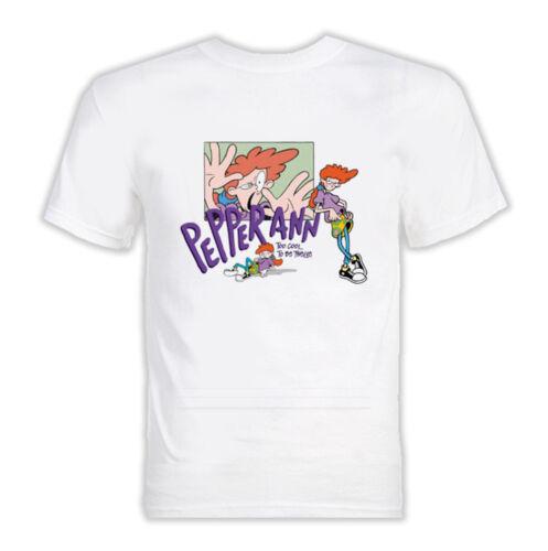 Pepper Ann Tv Show T Shirt