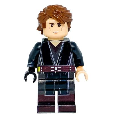 Custom Lego Star Wars Minifigure Anakin Skywalker Revenge Of The Sith Ebay