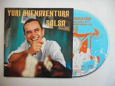 YURI BUENAVENTURA : SALSA ( EDIT SINGLE ) ♦ CD SINGLE PORT GRATUIT ♦