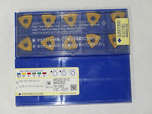 10-new-SUMITOMO-ELECTRIC-WNMG-433-EGE-AC810P-Carbide-Turning-Inserts-080412N-GE