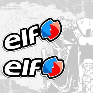 Details About 2 Aufkleber Auto Motorrad Sticker Rennsport Elf Moto Sport Fahrrad Renault Z 16