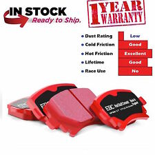 Ford Focus MK2 2.5 RS Front Performance Brake Pads EBC Redstuff DP32055C