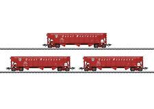 """Märklin H0 45661 US Güterwagen-Set """"Hopper Cars"""" Neuheit 2016 - NEU + OVP"""